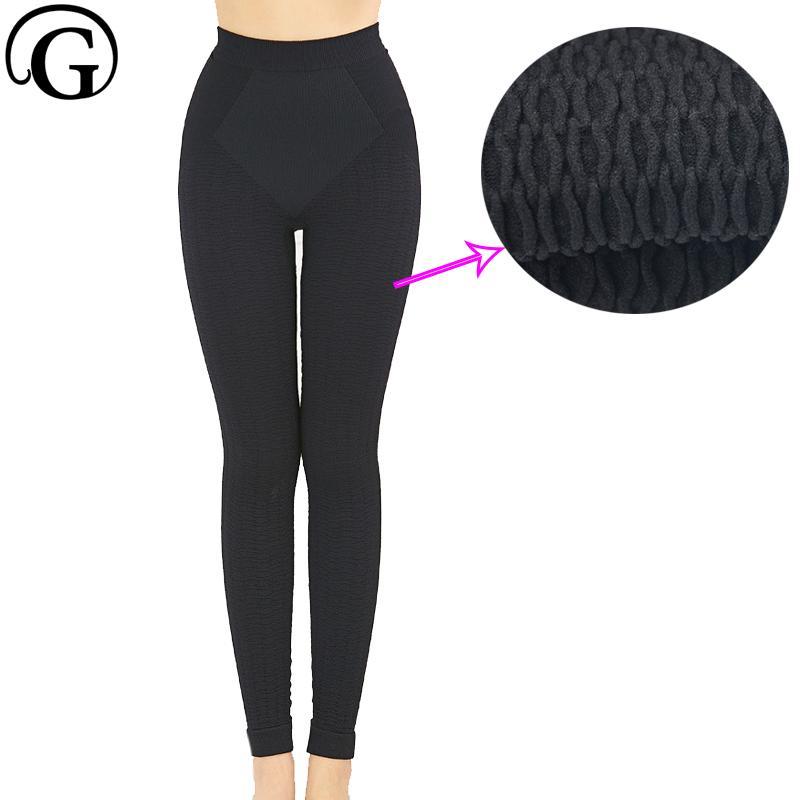 Legs Shapers Prayger Slimming Thigh Tirmmer Shaper Butt Lifter Women Full Leg Warmer Body Control Panties T190627