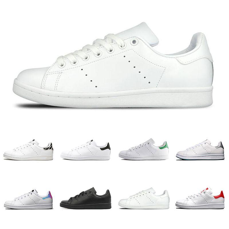 Nouveau arrivé smith 2019 sneaker casual chaussures stan rose blanc rouge top qualité hommes et femmes taille 36-44