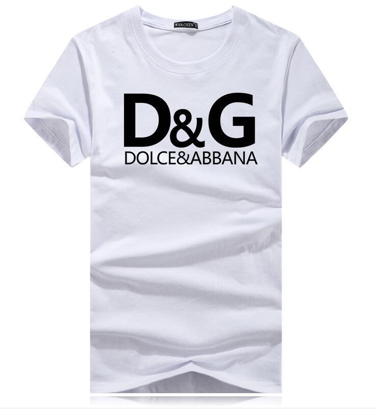 2020 el verano del diseñador camisetas para los hombres pequeños monstruos Imprimir Camiseta de las mujeres para hombre ropa de alta calidad Marca T-Tops blanco de la camiseta M-3XL V1
