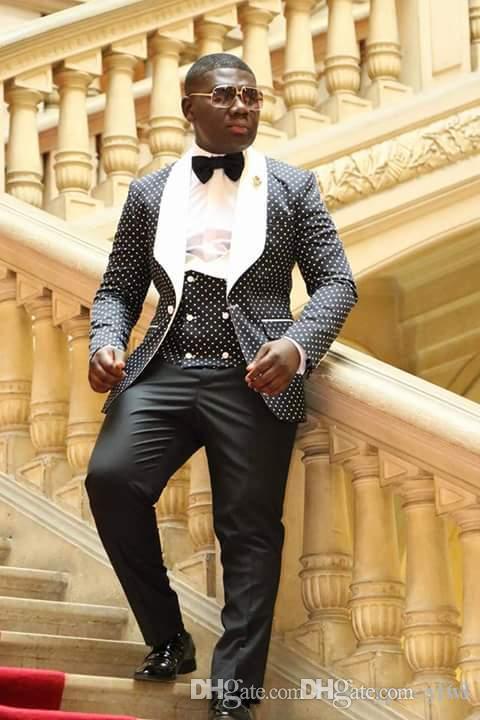 Schal revers smoking bräutigam hochzeit männer anzüge herren hochzeit anzüge smoking kostüme rauchen für männer männer (jacke + hose + krawatte + weste) 067