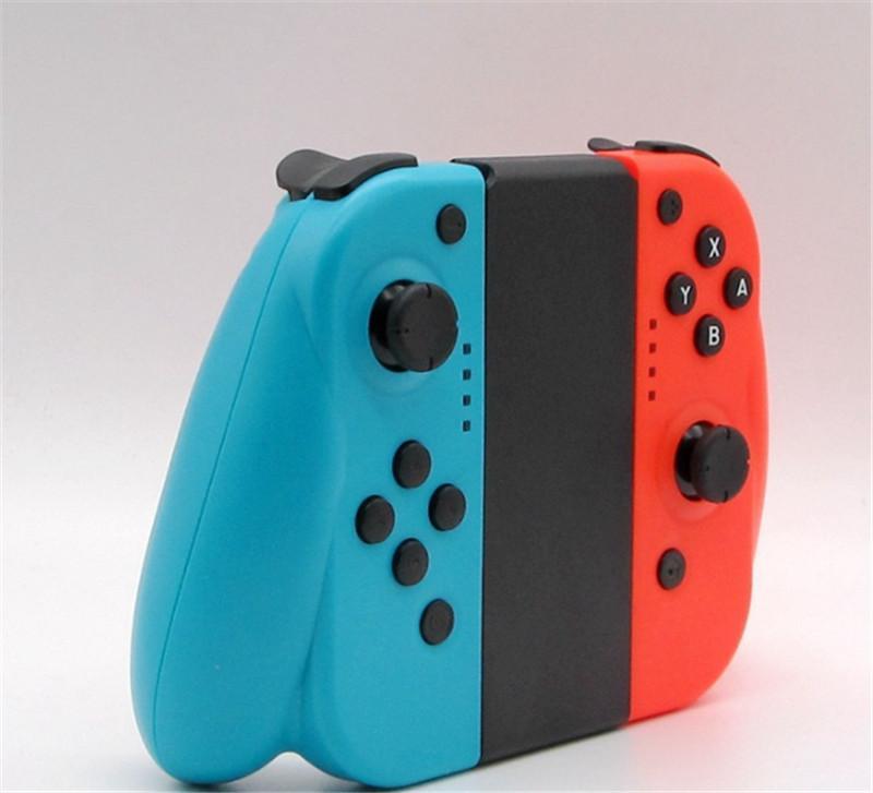 Game Controller T13 sem fio Bluetooth para Nintend interruptor para a esquerda Joy direito Pega con Game Controller Gamepad para Nintend interruptor