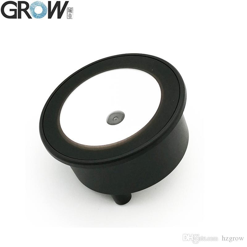CRESCERE GM73 piccola rotonda Facilità di installazione USB UART 1D 2D QR Code Barcode Scanner modulo lettore