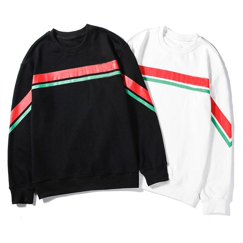 de 19FW célèbre Mode Sweat-shirts Impression haute qualité Hommes Femmes Sweats à capuche Couples Sweats à capuche manches longues 2 couleurs