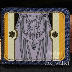 The earthy wallet Sakura hot sale purse Card captor design short cash note case Money notecase Leather jean burse bag Card holders