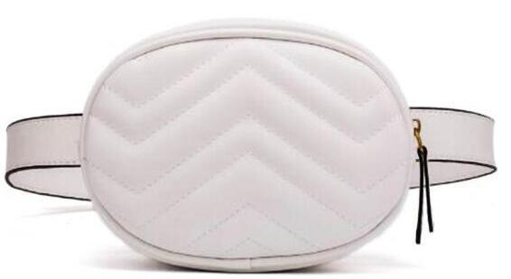 حقائب فاخرة جديدة حقائب النساء مصمم Marmont الخصر حقيبة فاني حزم سيدة حزام حقائب نسائية العلامة التجارية الشهيرة حقيبة يد الصدر