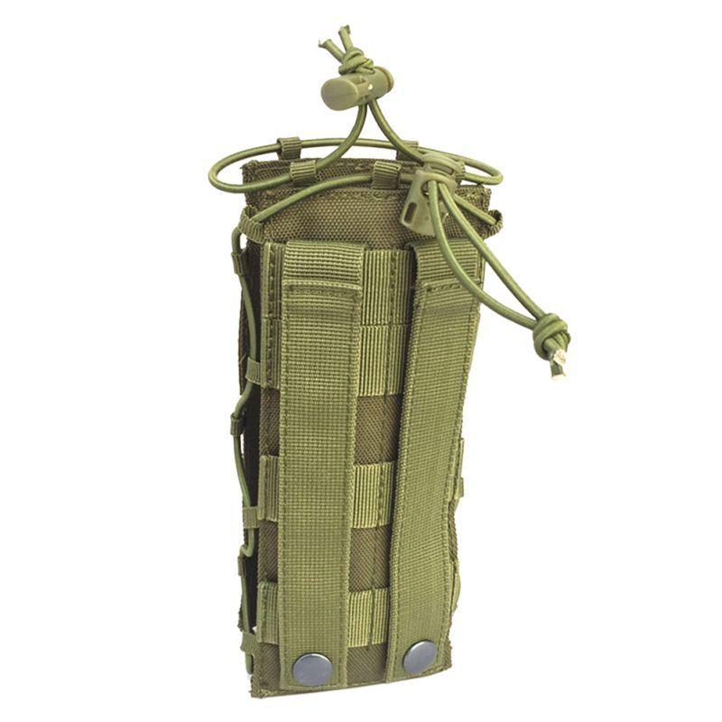 Camping için su şişesi Kese Yükseltildi Seyahat Su Şişesi Tutucu Çanta Açık Hidrasyon Taşıyıcı `1