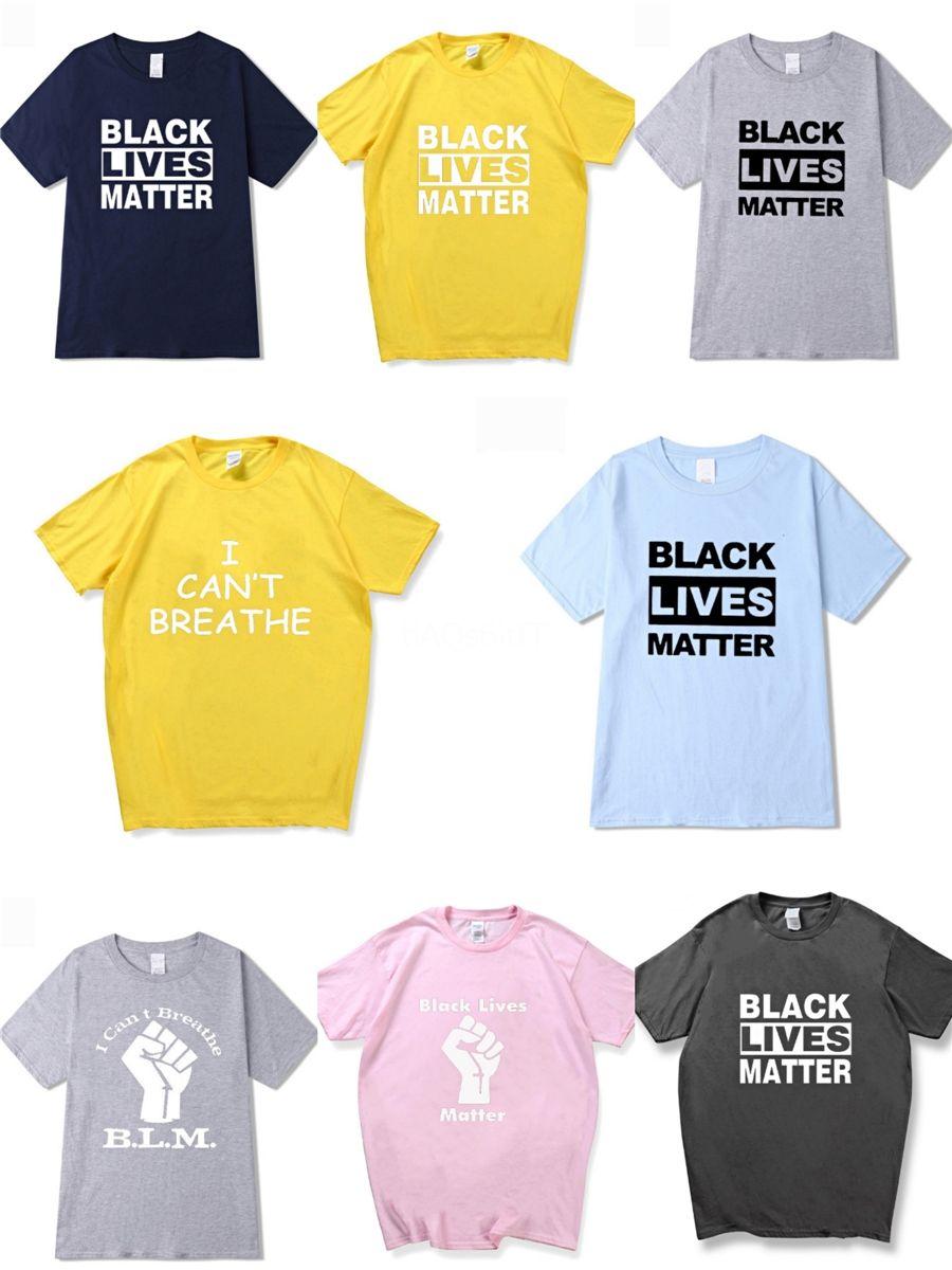 I Cant atmen! Mens stellen Yourself Buchstabe gedruckten beiläufigen Frauen-Designer-T-Shirts Mann Frau mit Rundhalsausschnitt Kurzarmshirts T-Shirts # 493