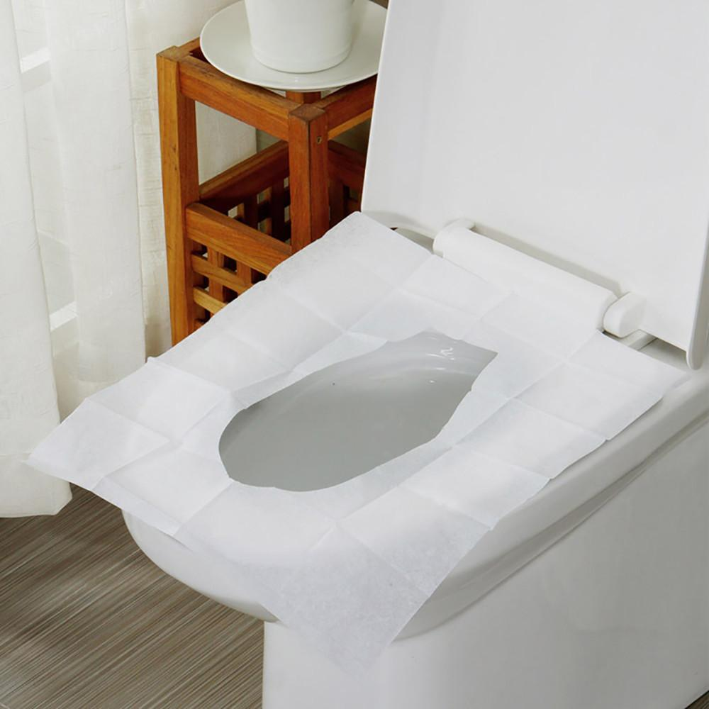 2020 Pack Disposable Toilet Seat Cover Mat Toilet Paper Pad For Travel Camping Bathroom Accessiories Sheets Pocket Size Flushab From Honestar Ltd 1 39 Dhgate Com