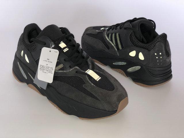 Auftrieb350v2Kanye West Designer Schuhe Utility-Schwarz Vanta 700 Wave Runner Mauve Inertia Laufschuhe Männer Frauen 700 V2 Static S