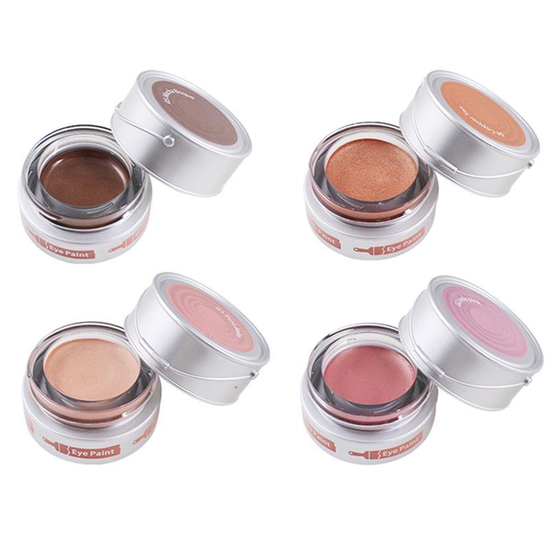 Make-up Glitter Highlighter Lidschatten Creme Shimmer Schönheit Make-up Lidschatten CA2L