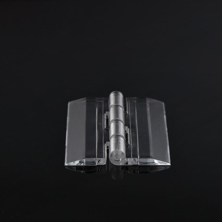 Connecteur clair charnière acrylique / acrylique pour boîte à lumière / plexiglass verre organique