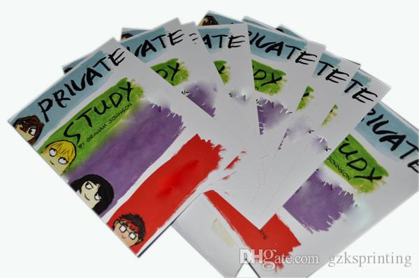 Custom a5 leaflets/flyers 128g/157g art paper Double sides printed a5 flyers/fliers in cheap price