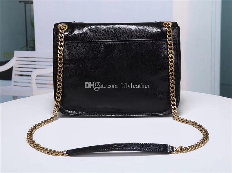 2019 New Simple style Soft Leather Shoulder Bag Fashion Women Designer Large Capacity Handbags