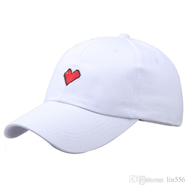 Womail бейсболка унисекс пара мода простой сладкий кепка вышитые кружева любви женская шляпа регулируемая шляпа 2019 челнока f21