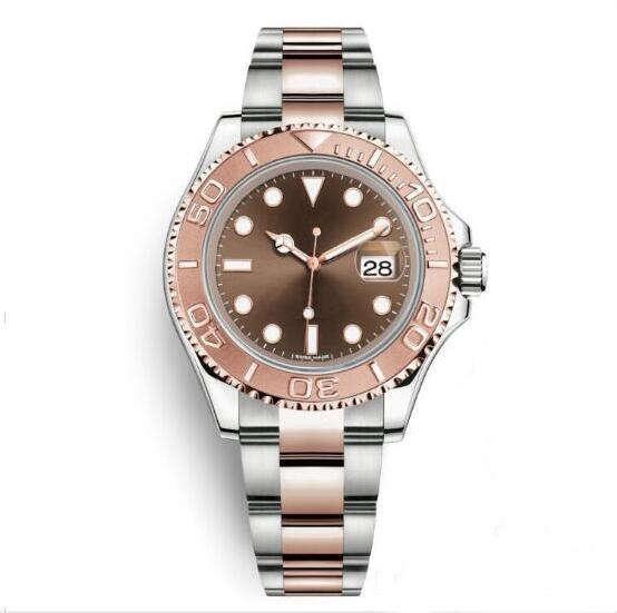 Top Uhren für Herren Luxus Saphir 116.621 Edelstahl 40mm automatische mechanische Uhr - Art und Weise wasserdichten Uhr der Männer