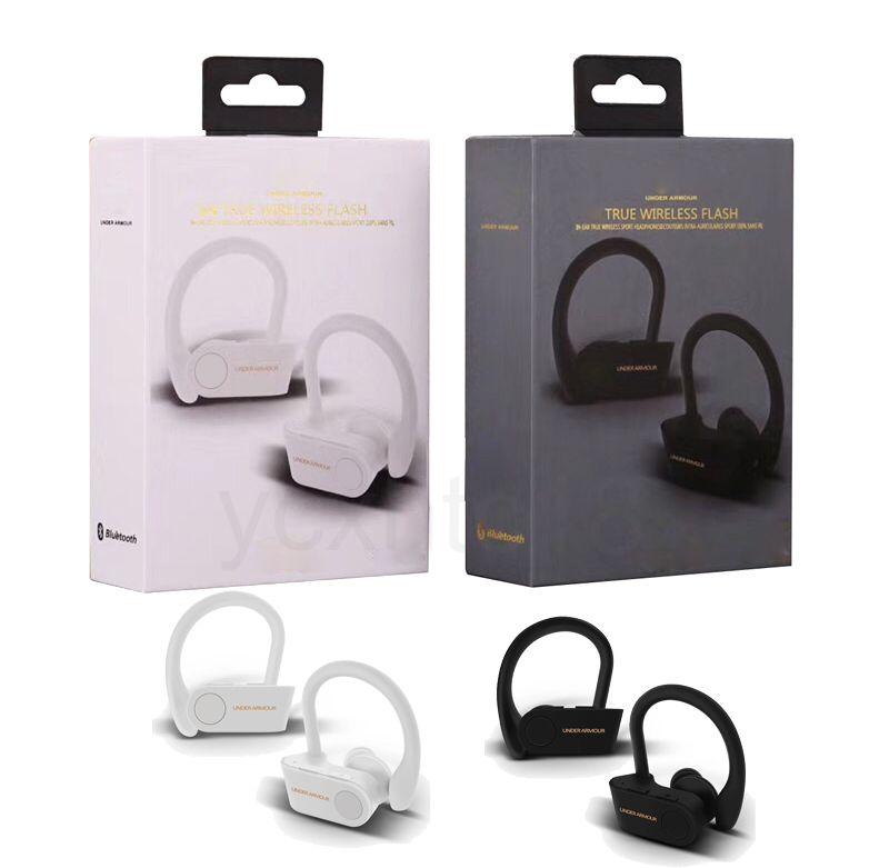 Ear Hook Earphone TRUE WIRELESS Earbuds Blutetooth 5.0 Headphones gaming Headset Brard Sports Earphones For iphone 11 pro max JBL