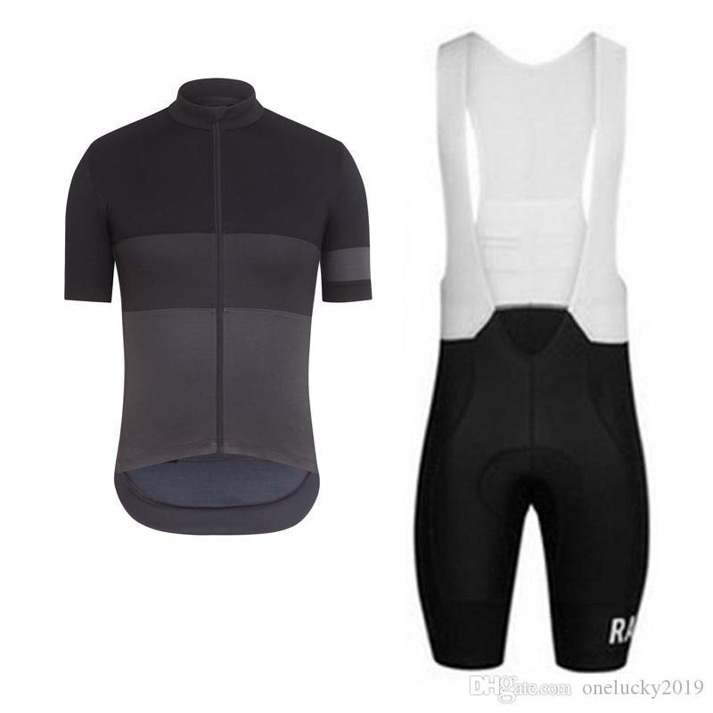 Rapha Shorts Cycling Jerseys Sets 2016 Cool Bike Suit Bike Jersey Breathable Cycling Short Sleeves Shirt Bib Shorts Mens Cycling Clothing