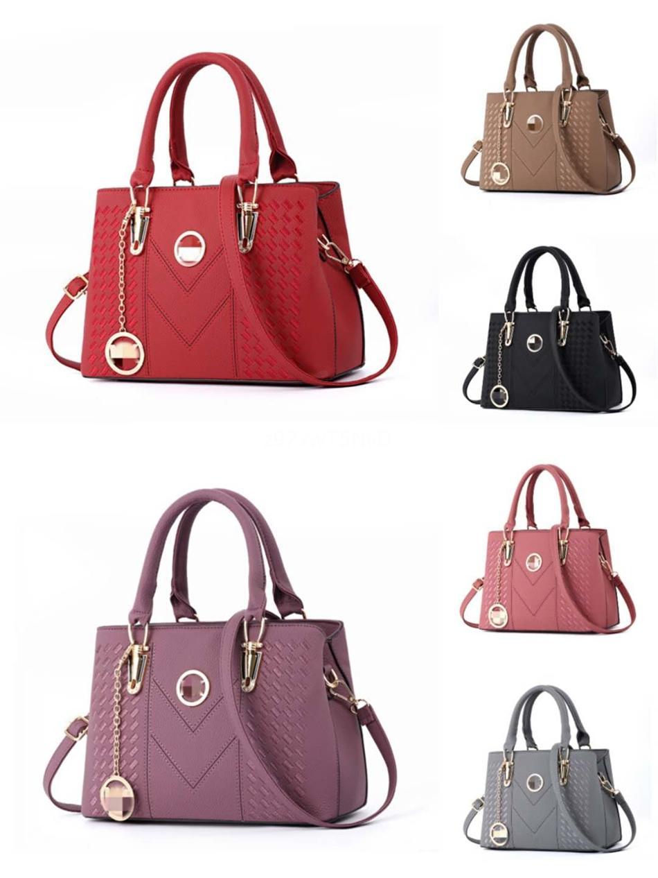 Tasarımcı Kabartma Tasarımcı çanta Tote Çanta Deri Moda Tasarımcısı Çanta Kadınlar Ünlü Marka Omuz Çantası Toptan # 344