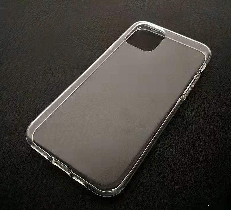 아이폰에 대한 1.0mm 인 크리스탈 클리어 소프트 TPU 케이스 커버 (12) PRO 최대 11 PRO MAX X XS MAX 갤럭시 S10 S10 플러스 S10E 주 10 주 10 PRO S9 S9 PLUS