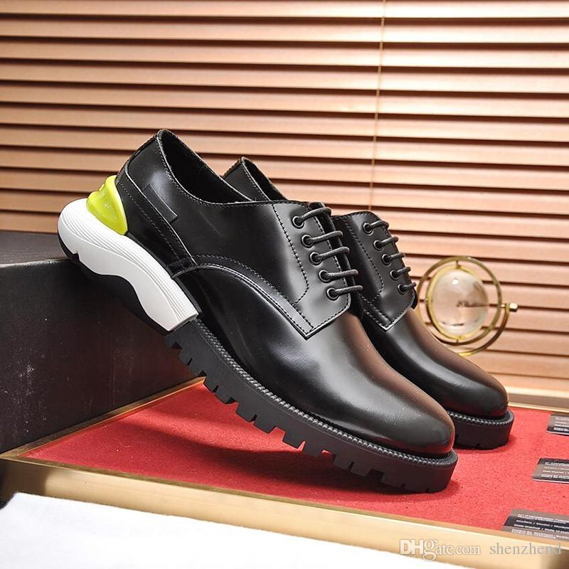 Dress Shoes For Men Leather Shoes