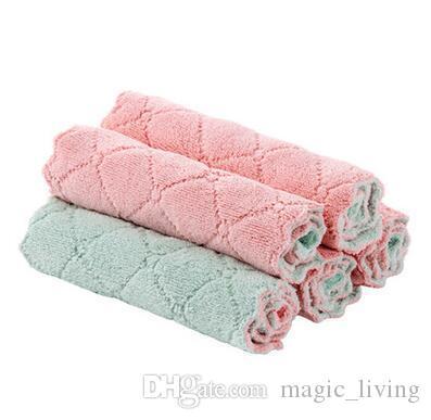 جديد سوبر ماص ستوكات المطبخ صحن القماش عالية الكفاءة أدوات التنظيف أدوات المطبخ منشفة منشفة المطبخ كوسينا dhl شحن