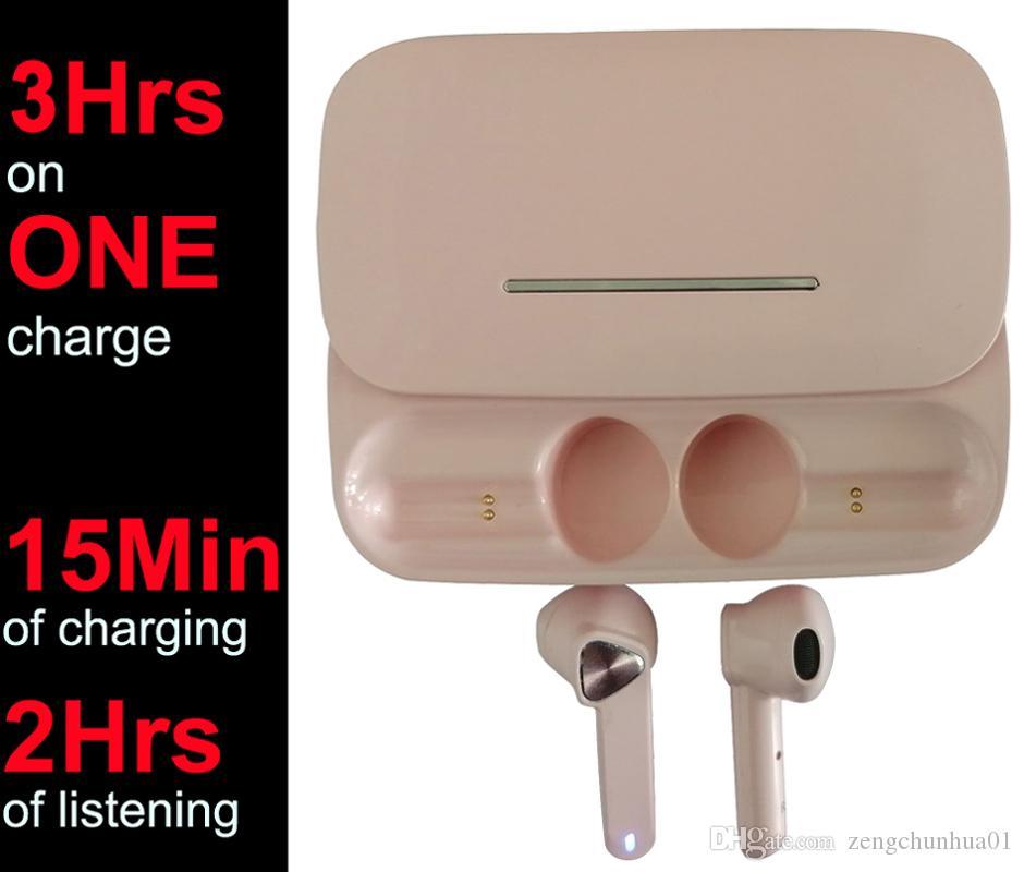 3 Hours listening #30Hrs with Charging Case# Mini Earbuds TWS Bluetooth 5.0 Wireless Earphone PK i7 i8 i12 i9 i10 i200