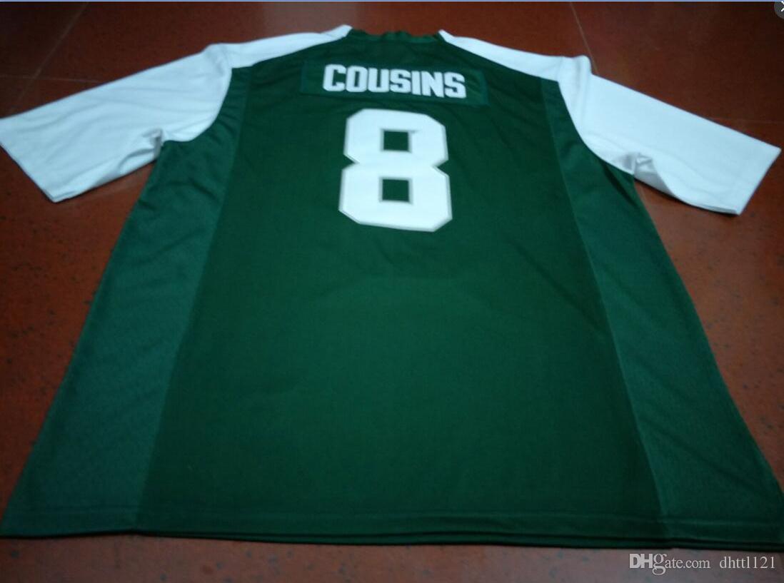 las mujeres de Hombres Jóvenes del Estado de Michigan # 8 KIRK PRIMOS jersey del fútbol de tamaño s-5XL o costumbres, cualquier nombre o el número del jersey