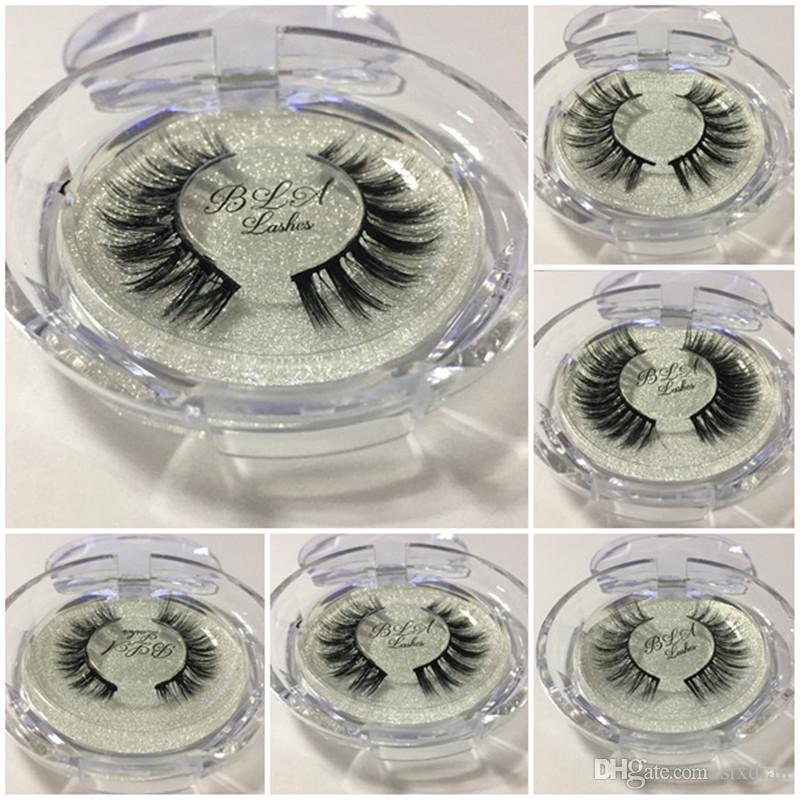 Falsch 3D Wimpern handgemachte weicher lange gefälschte 3D Mink Wimper-Augen-Peitsche-Augen-Make-up Wimpern Verlängerung Instock Schiff heraus innerhalb von 1 Tag
