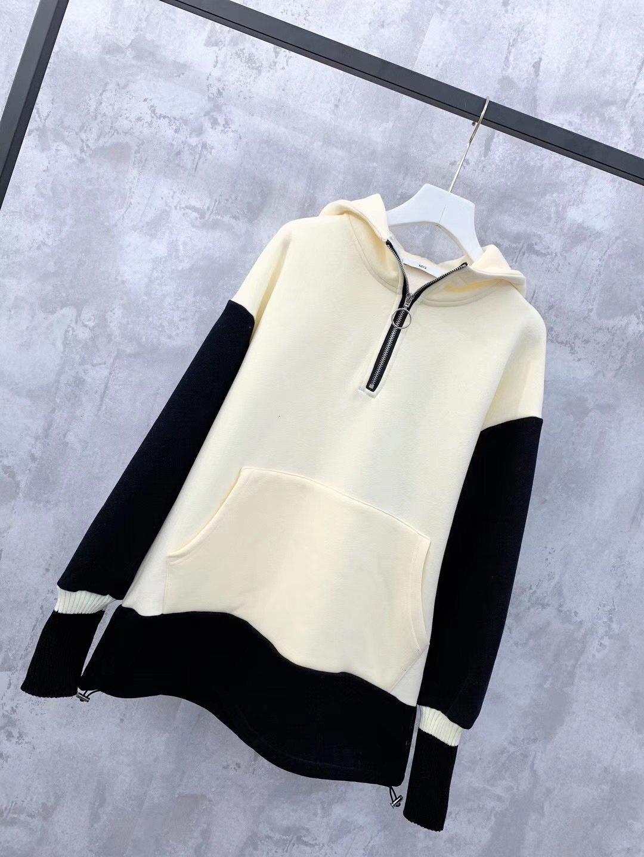 Neue Frauen Kleidung der Frauen eine Größe bequeme warme freies Verschiffen Pullover Größe 00 # 112298 Pullover Mode lässig