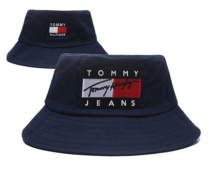 탑 디자인 청바지 모자 버킷 모자 로고 어부 스팅키 브림 축구 양동이 모자 코튼 여성용 남성 선 캡 배럴당 캡
