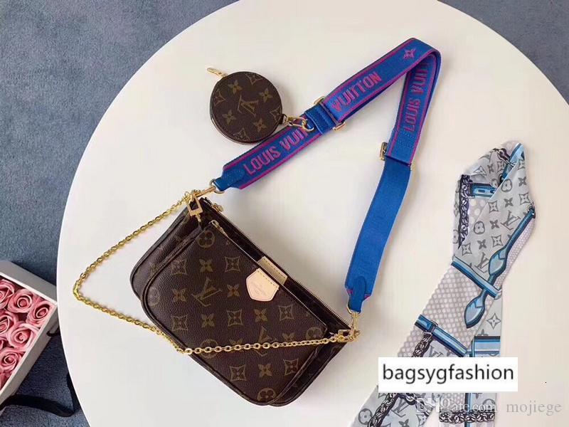 115 европейских высокого класса дамы плеча мешок способа кожи тусовки путешествия Женщины с ключом замок сумки