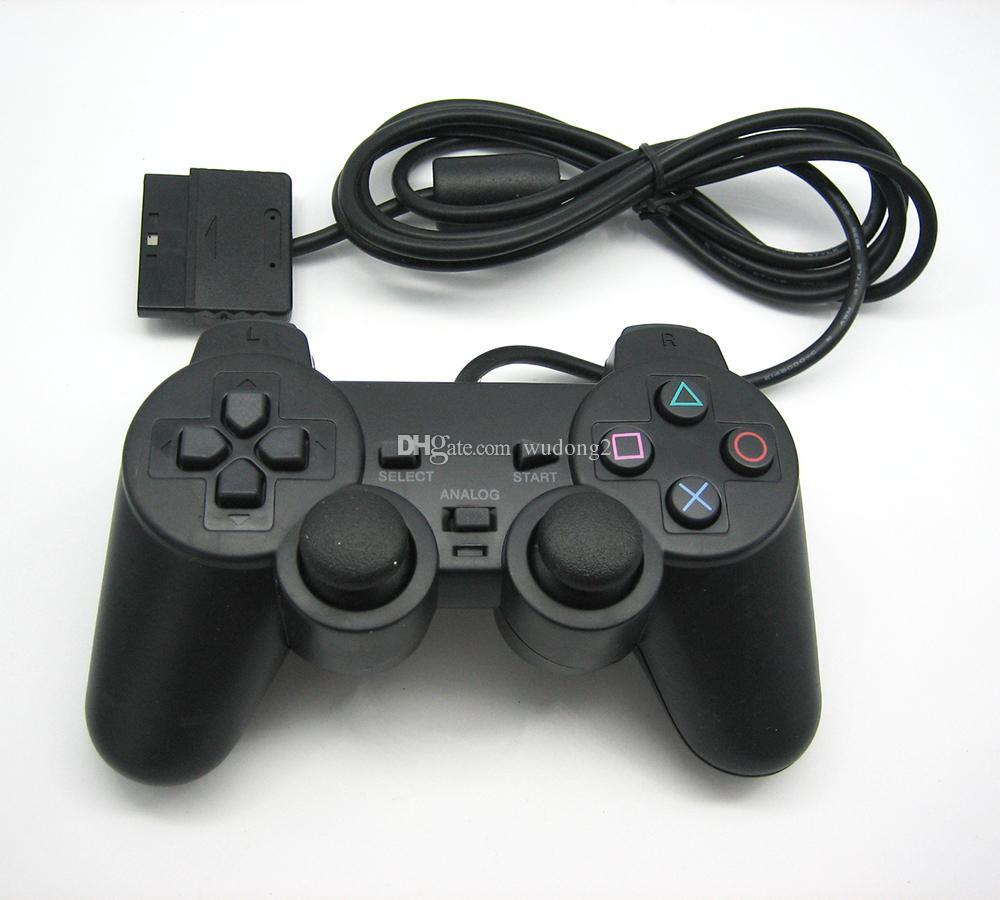 PS2 Wired Controller Gamepad Manette Für Playstation Dualshock 2 Joystick Steuerung Mando Game Controller Console