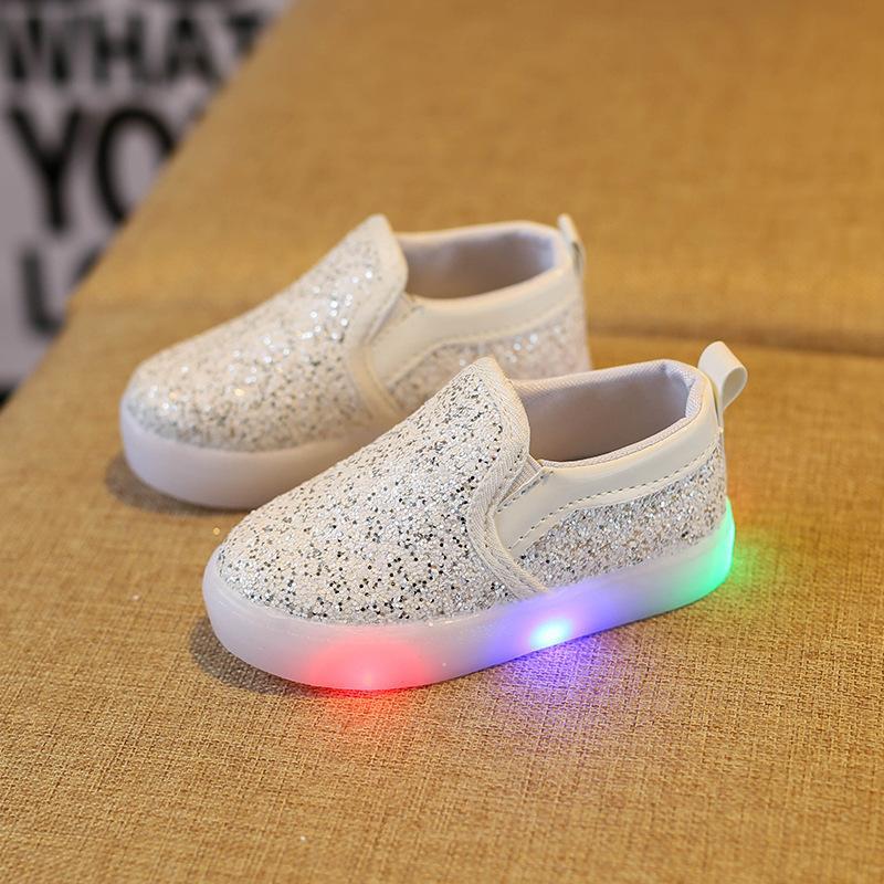 ladies light up shoes