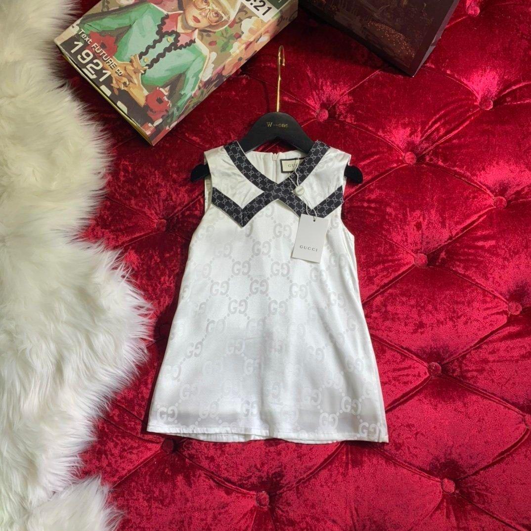 2020 de alta qualidade meninas moda vestido vestidos novos confortáveis crianças casuais roupas RDQO bonito e elegante