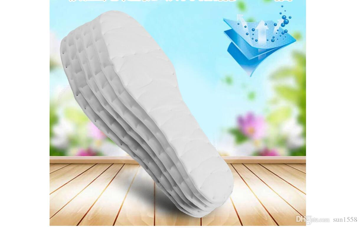 Soft and comfortable insoles for one-time sweat absorption. Military training. Thickened insoles for outdoor sports for men and women can be