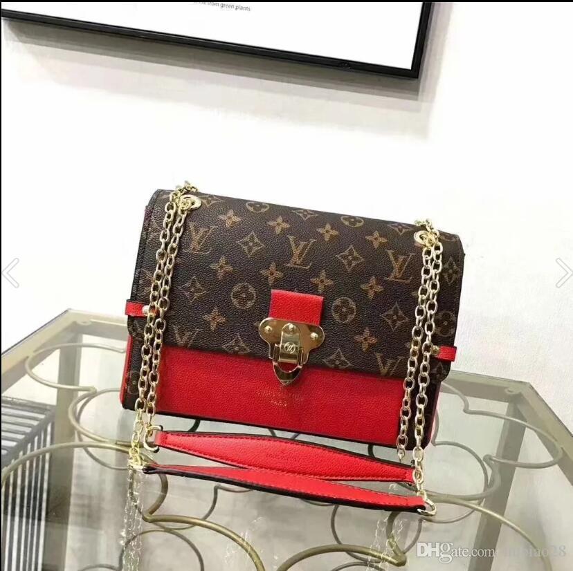 2019 горячие продажи модные сумки женские сумки дизайнерские сумки кошельки для женщин кожаная цепочка сумка Crossbody и сумки через плечо #38114