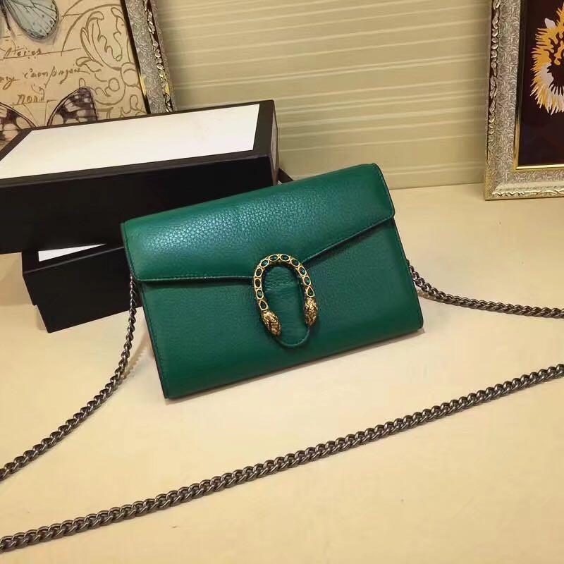 2020 nuova borsa di lusso in pelle di lychee retrò di alta qualità di design di alta qualità in pelle originale borsa diagonale tracolla