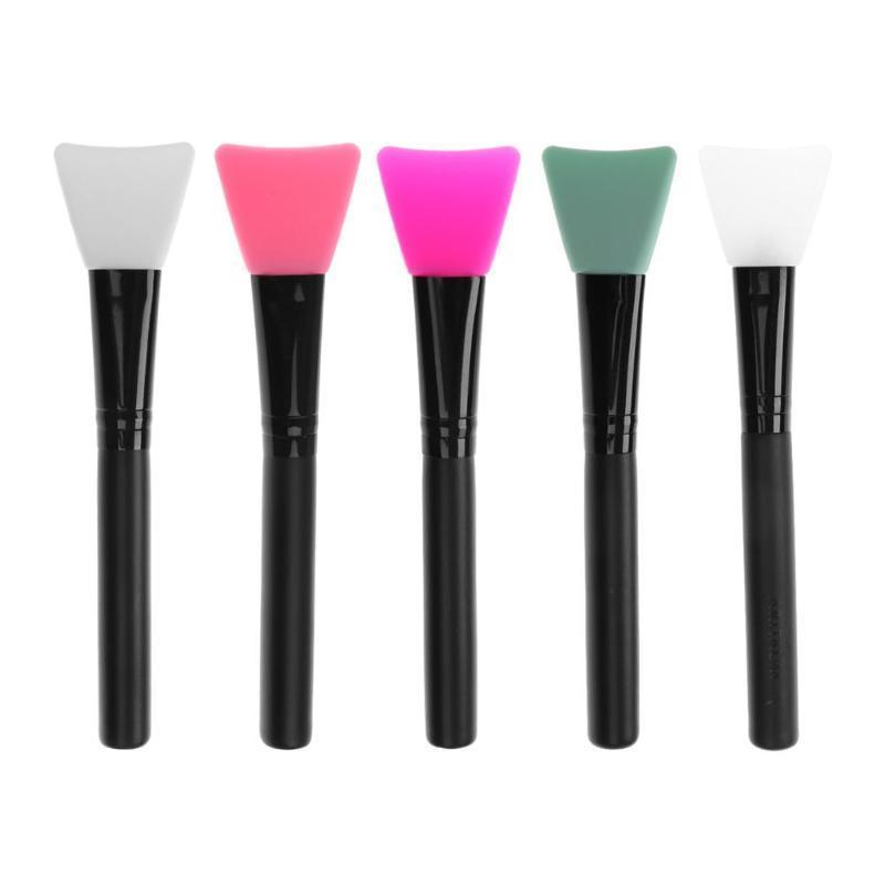 1 STÜCK Silikon Gesichts Make-Up Pinsel Maske Pinsel Gesicht Kosmetik Werkzeug Make-Up Pinsel Silikon