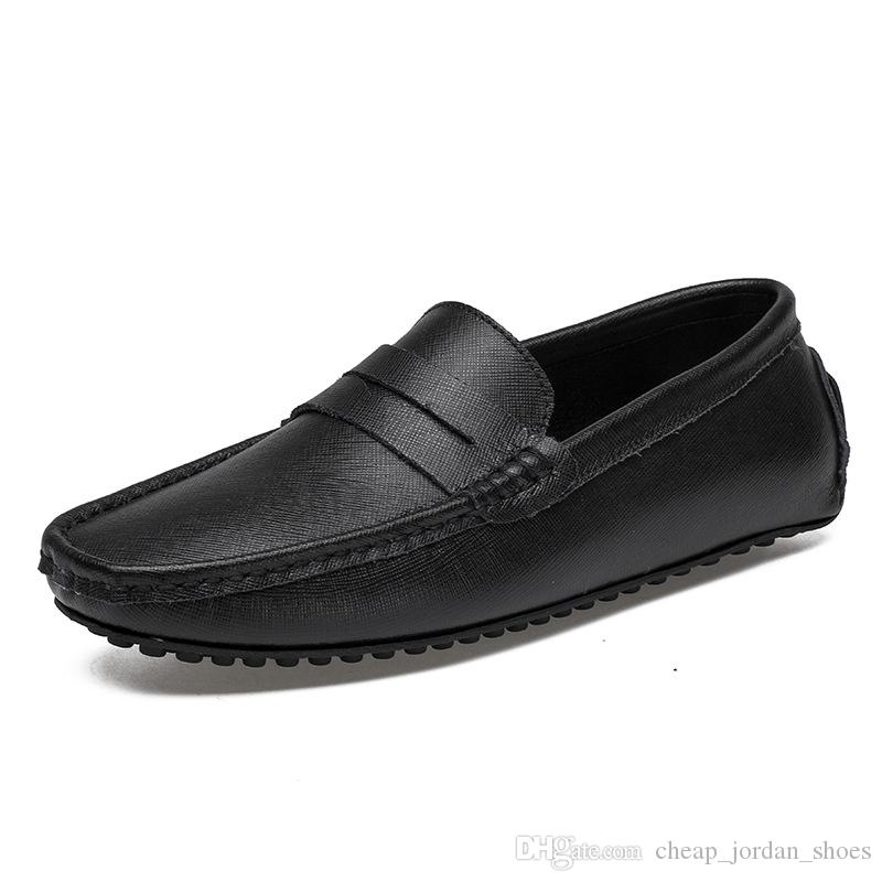 2021 Hommes Casual Chaussures Espadrilles Easy Triple Noir Blanc Brown Brown Silver Chestnut Mens Baskets Enfermer Jogging Walking Couleur 39-46
