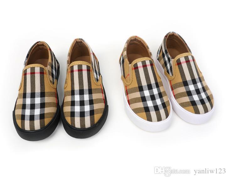 scarpe di qualità eccellente Chaussure Enfant bambini del cuoio genuino Scarpe Uomo per bambini Boy pattini di svago per bambini vasca.