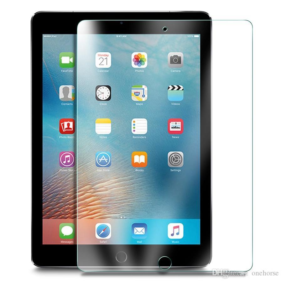 "0.4mm iPad 프로 10.5 인치 9H 유리 스크린 프로텍터에 대 한 투명 한 프리미엄 강화 유리 필름 새로운 iPad 공기 3 10.5 """