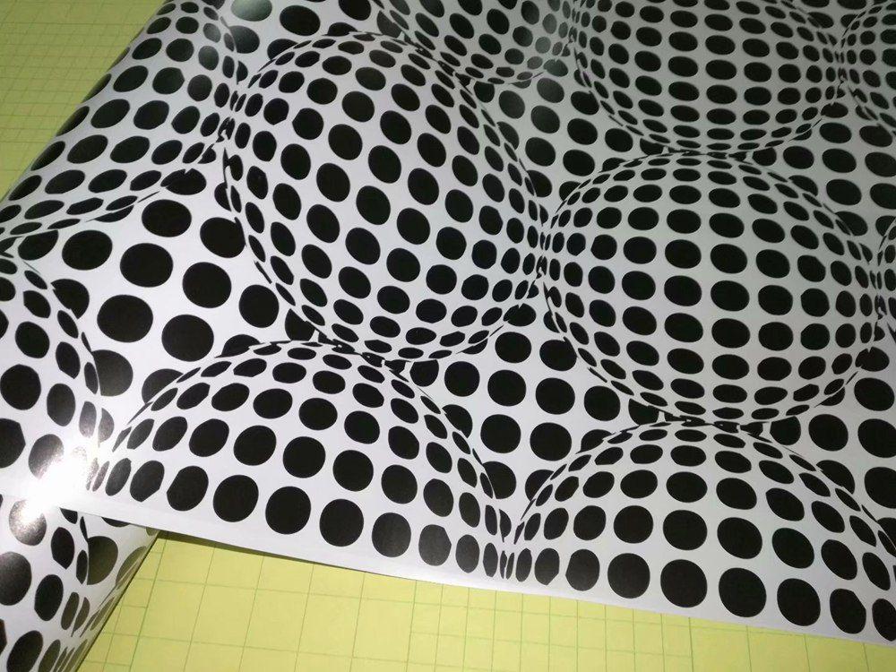 nero bianco Stickerbomb Camouflage Vinile avvolgente per veicolo Car wrap film Camo Truck Wrap copertura foglio autoadesivo 1.52x30m 5x98ft