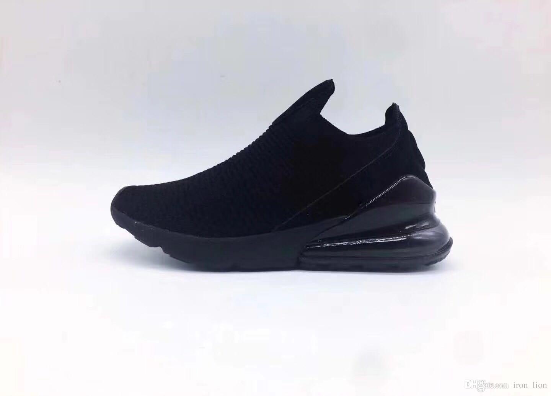 Großhandel Nike Air Max 270 27c Kleinkind Kind Unc Gewinnen Wie 82 27 Designer Schuhe Basketball Schuhe Kinder Jungen Mädchen Kinder 11s Concord