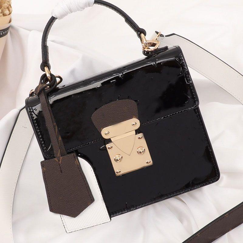Luxury Handbag Women Designer Trendy Leopard Crossbody Bag Fe Famous Small