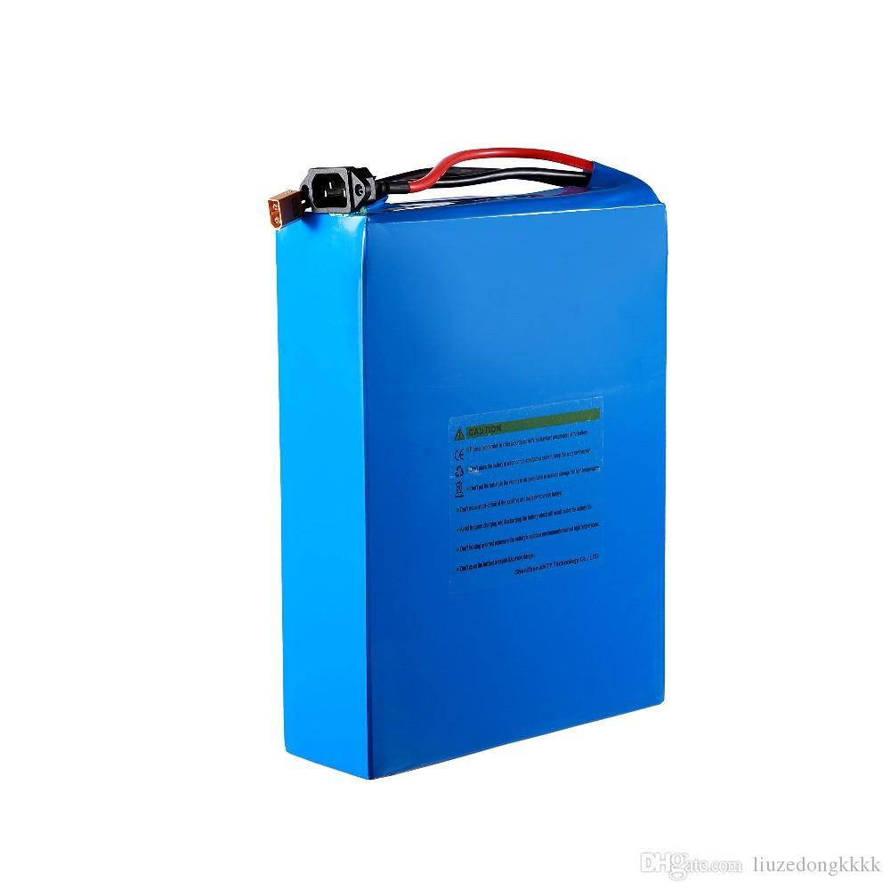 84V 40AH E-bike batterie au lithium pour Bafang 3000W moteur pour LG 18650 cellulaire d'origine 84V batterie de vélo électrique avec chargeur 5A