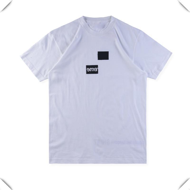 2019 Uomini Donne manica corta maglietta rivetto piccolo mostro gli occhi divertenti stampare uomini cotone di alta qualità raffreddano T-shirt hip hop supera i T MT0153221
