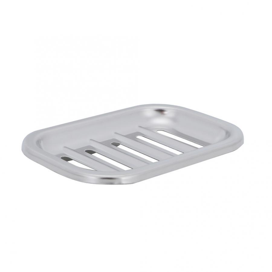 L'ossidazione dell'acciaio inossidabile 304 Bathroom Wall sapone montato scolapiatti vassoio del sapone Nuovo