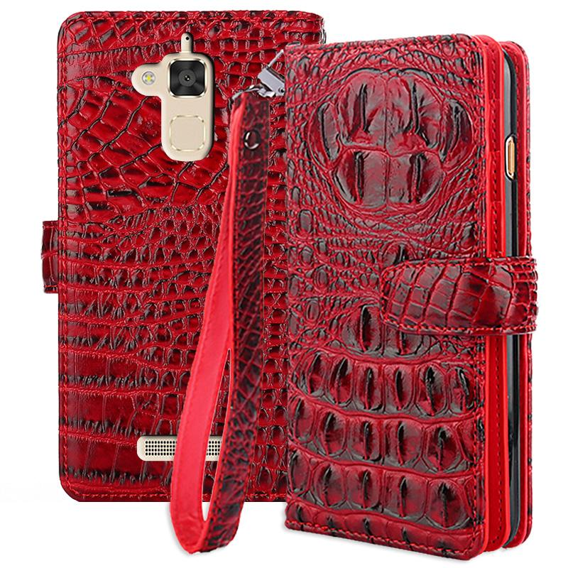 Für asus zenfone 3 max zc520tl x008d case luxus pu leder brieftasche case silikon flip abdeckung für asus zc520tl 5,2 '' phone case