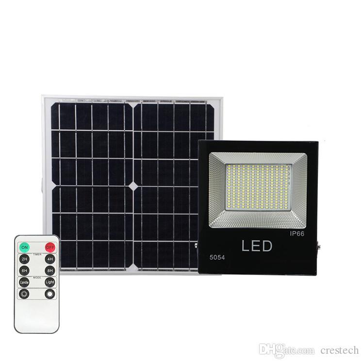 Солнечный прожектор газон огни настенный светильник 100 Вт открытый прожектор IP65 прожектор на солнечных батареях светодиодный прожектор открытый