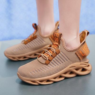 2020 Shoes Esporte Crianças para meninos malha leve Sapatilhas Rapazes Meninas Casual Lace-Up Trainers Crianças respirável ShoesZapatos2839